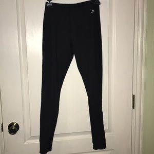 BCG Athletic leggings no pockets no zippers